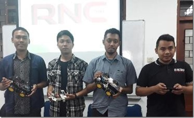 Beritaekpres 19_03_2018 Robovaganza National Competition 2018 'Creativity For Future Technology'
