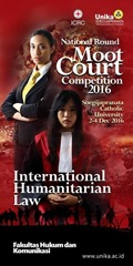 National Round Moot Court Competition 2016