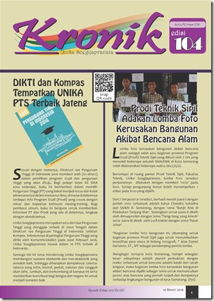 Pages from Kronik edisi 104