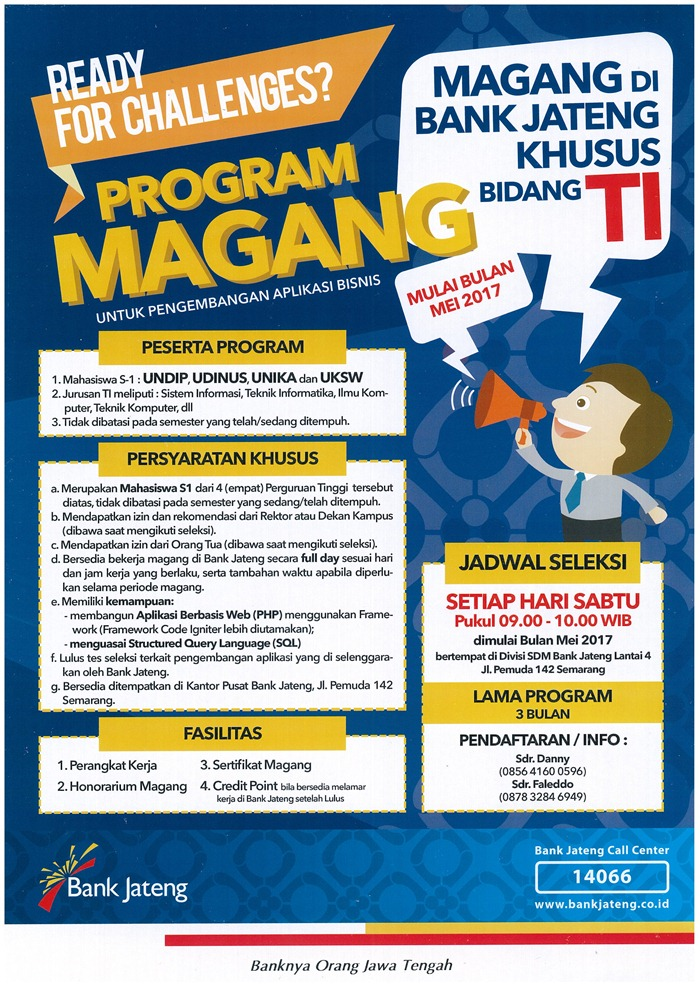 Program Magang BPD IT