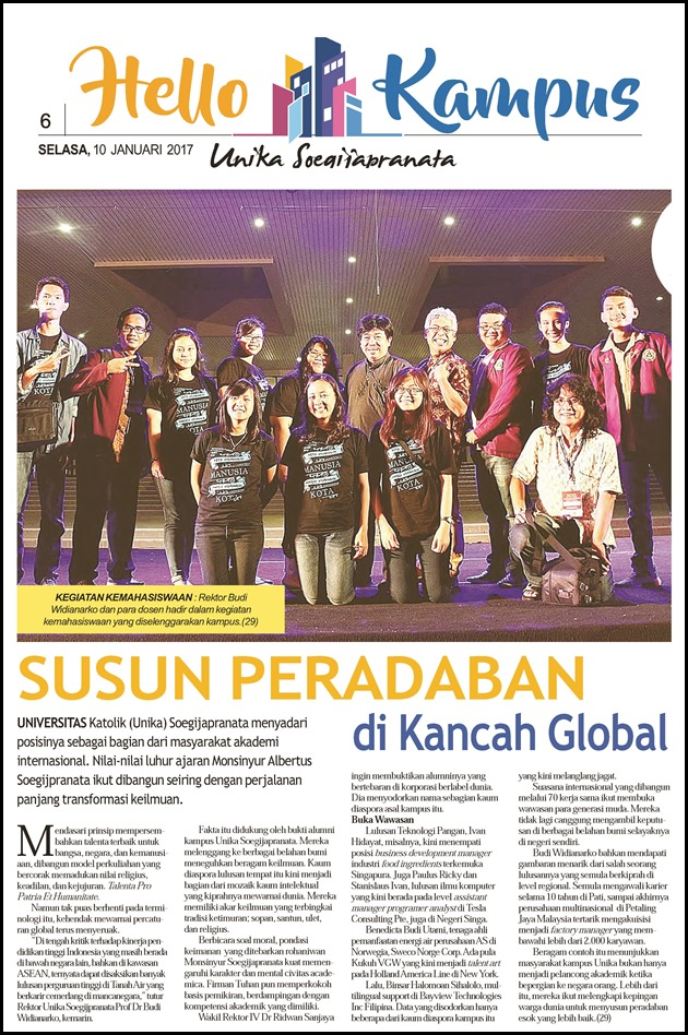 SM 10_01_2017 SUSUN PERADABAN di kancah global