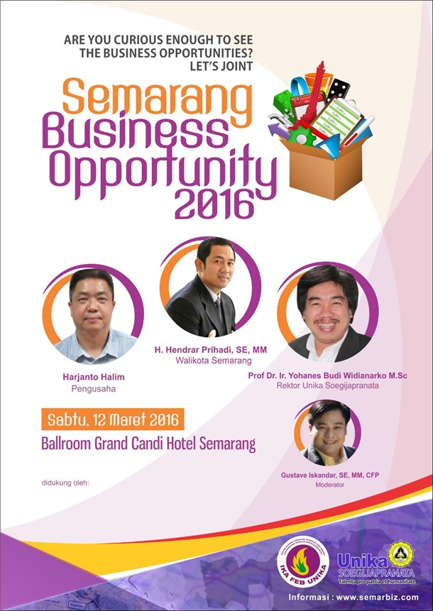 Semarang Business Opportunity Discussion