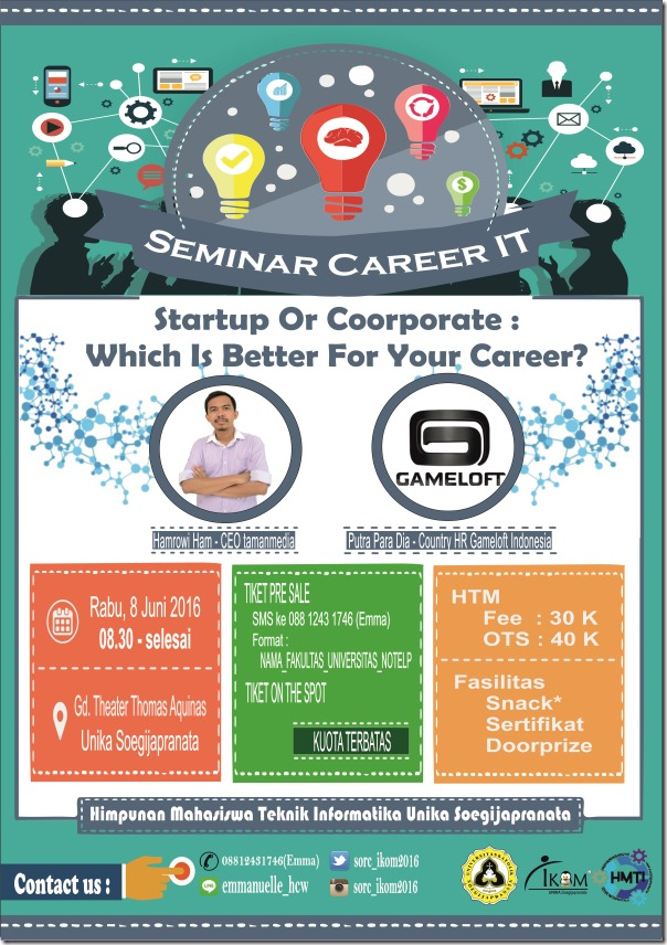 Seminar Career IT