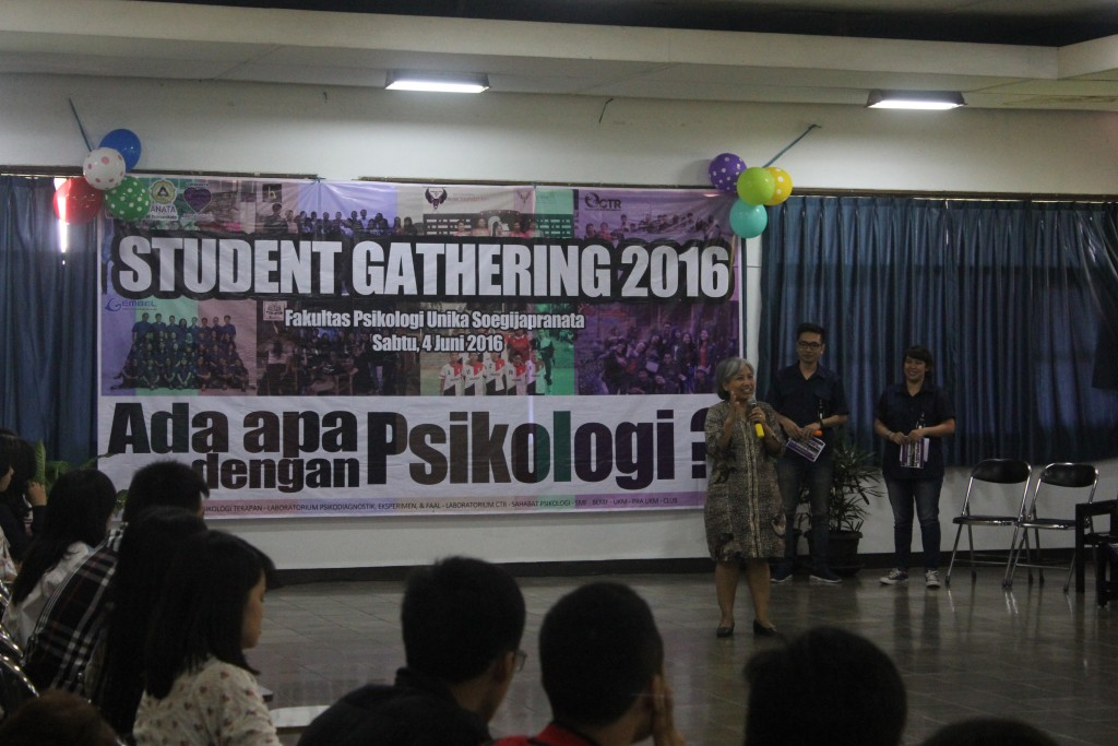 Welcome Day Psikologi