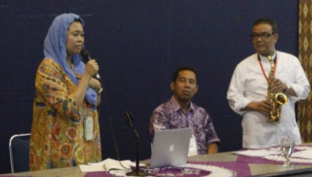 Yeny Wahid -Student Conference Aseaccu