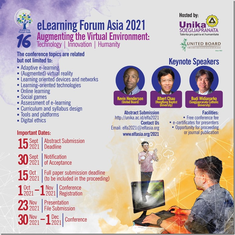 eLearning Forum Asia 2021